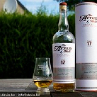 """The Arran 17 bottle, cask, and dram • <a style=""""font-size:0.8em;"""" href=""""http://www.flickr.com/photos/21531446@N05/14954867726/"""" target=""""_blank"""">View on Flickr</a>"""