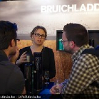 "Joanne Brown, Brand ambassadeur van Bruichladdich • <a style=""font-size:0.8em;"" href=""http://www.flickr.com/photos/21531446@N05/13070819264/"" target=""_blank"">View on Flickr</a>"