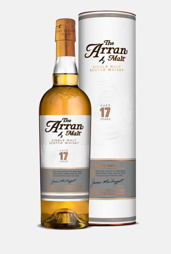 Arran 17 jaar oud – Limited Edition