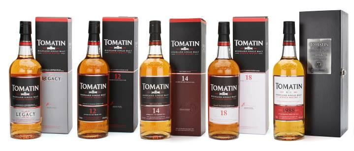 Tomatin stelt de 14y Port Finish en 1988 Vintage voor