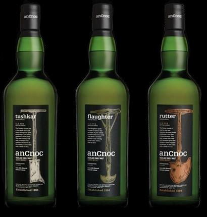 anCnoc stelt zijn Limited Edition anCnoc Peaty Collection voor