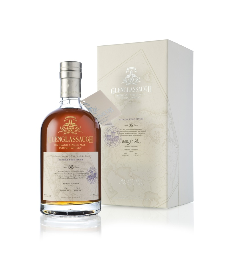 "Glenglassaugh lanceert 2 nieuwe whisky's in de ""Massandra Connection"" reeks"