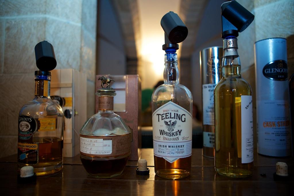 Op bezoek bij Whisky Club 13