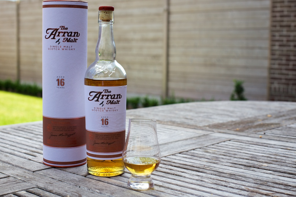 Arran 16 Year Old – Limited Edition