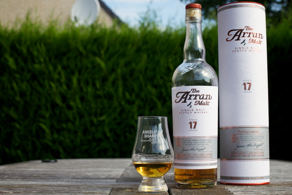 Arran 17 Years Old – Limited Edition