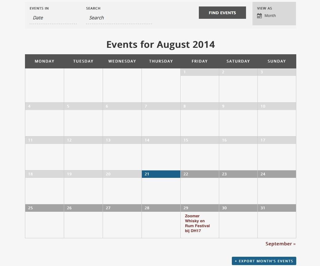 Whisky Kalender, een blik achter de schermen