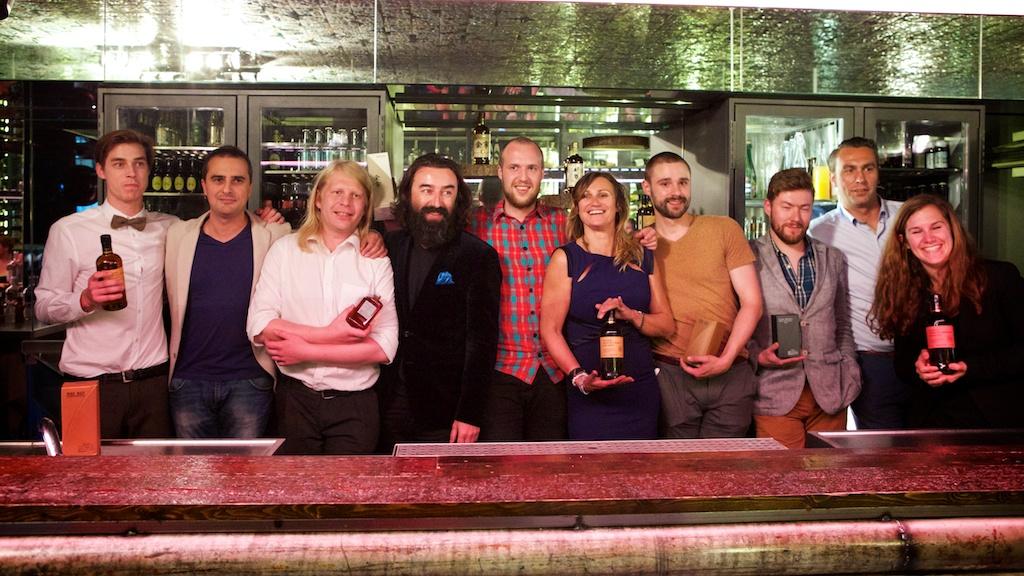 Verrassende winnaar in de Belgische Nikka Perfect Serve