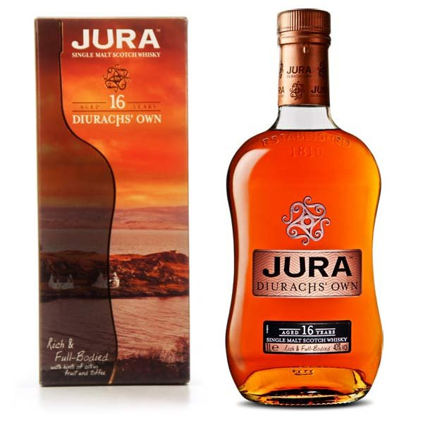 Diurachs' Own – Isle of Jura