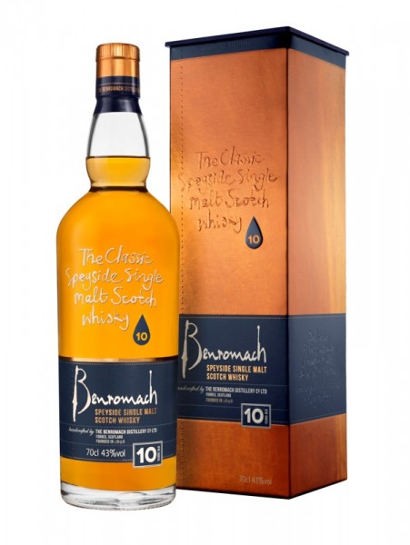 Benromach 10 Years Old – Proefnotities
