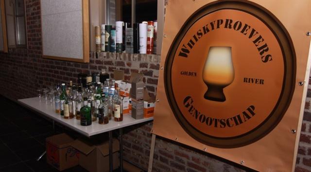 Winterwhiskywandeling Sint-Baafs-Vijve
