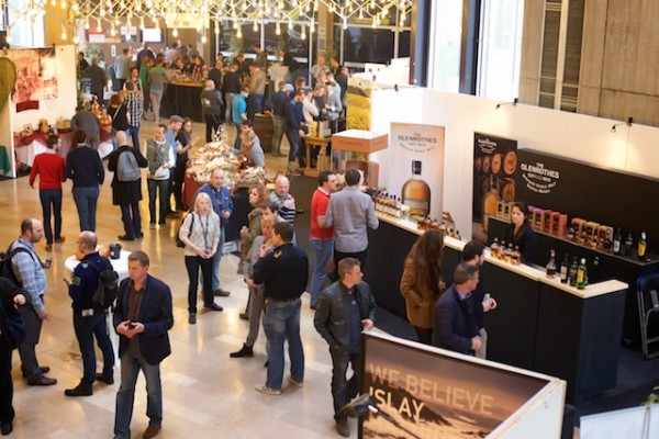 Verslag International Malt Whisky Festival Gent