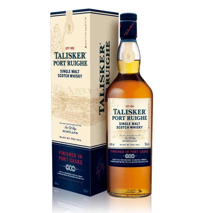 Talisker Port Ruighe – Proefnotities
