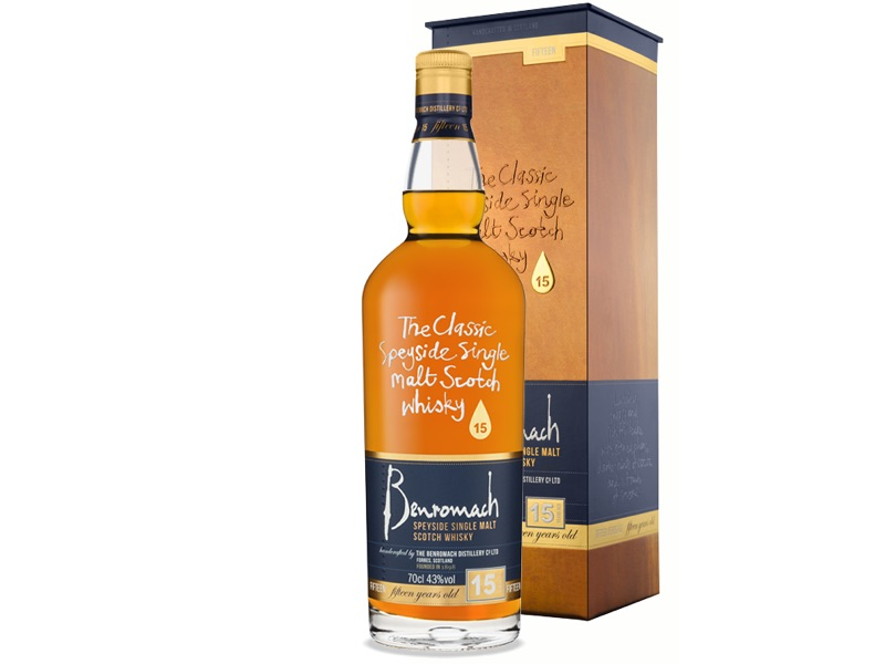 Benromach 15 Years Old – Proefnotities