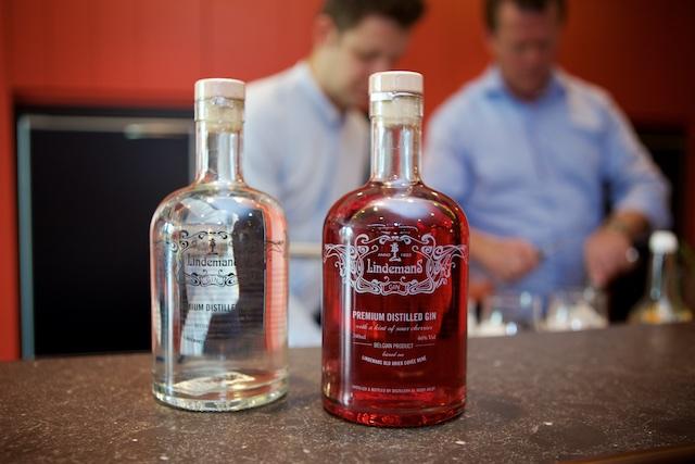 Lindemans lanceert gins op basis van bier distillaat