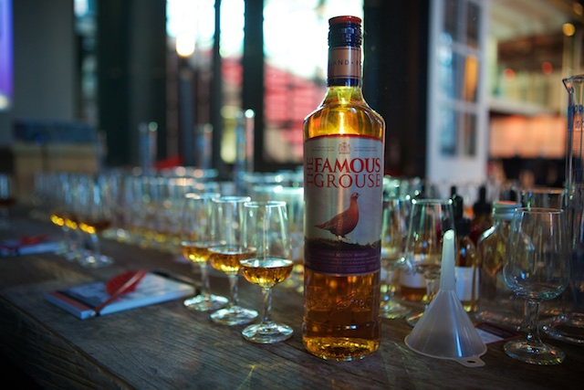 The Famous Grouse – Blend Something Famous