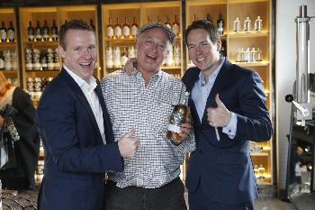 10.000 ste bezoeker bij Teeling Whiskey Distillery
