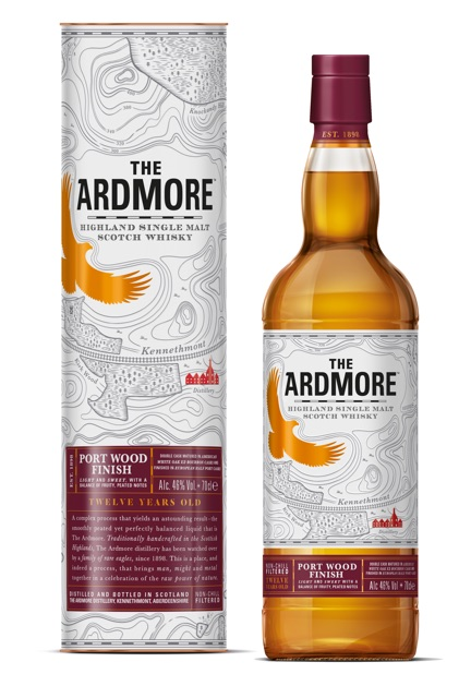 The Ardmore Port Wood Finish – Proefnotities
