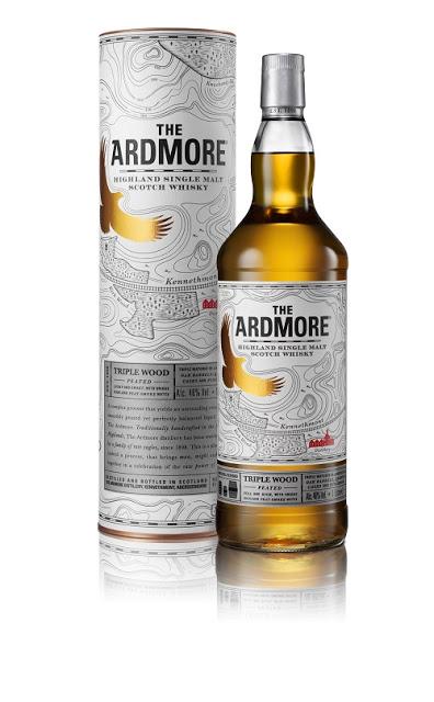The Ardmore Triple Wood – Proefnotities