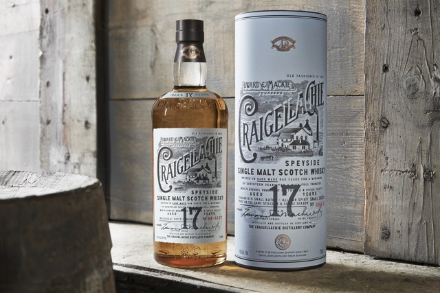 Craigellachie 17 Years Old – Proefnotities