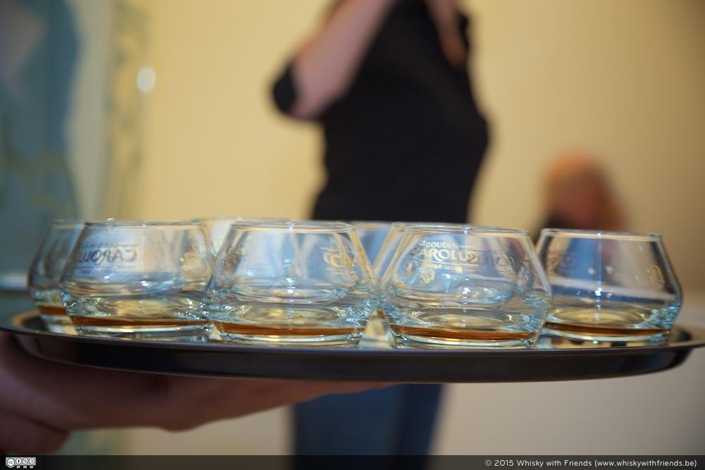 Fado Vivo, de nieuwe whisky van Gouden Carolus