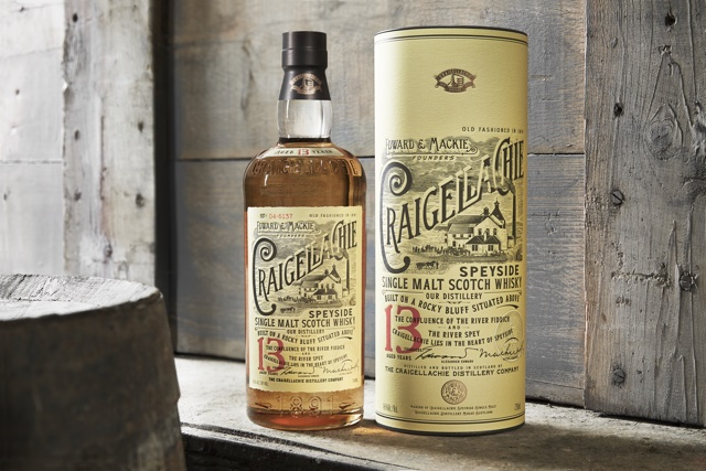 Craigellachie 13 Years Old – Proefnotities