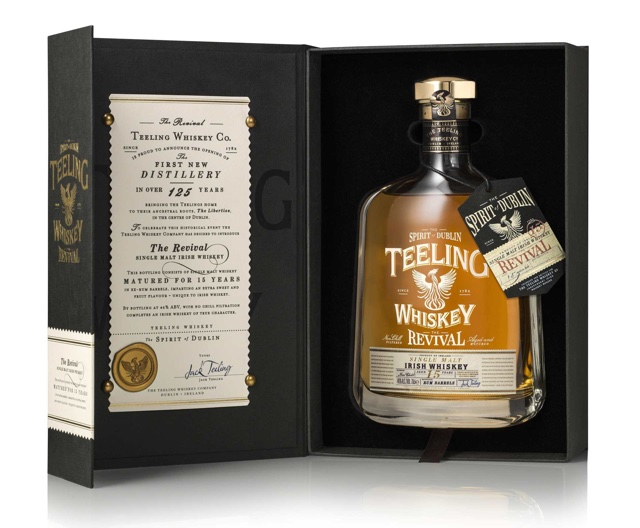 Teeling Whiskey lanceert The Revival