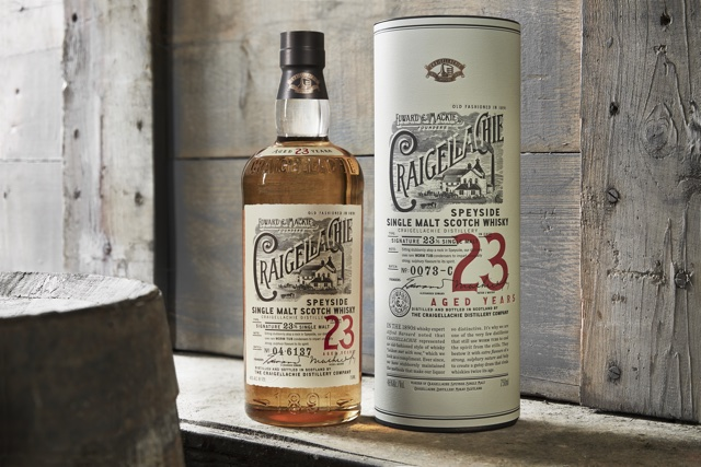 Craigellachie 23 Years Old – Proefnotities