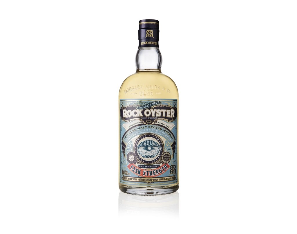 Rock Oyster Cask Strength Limited Edition