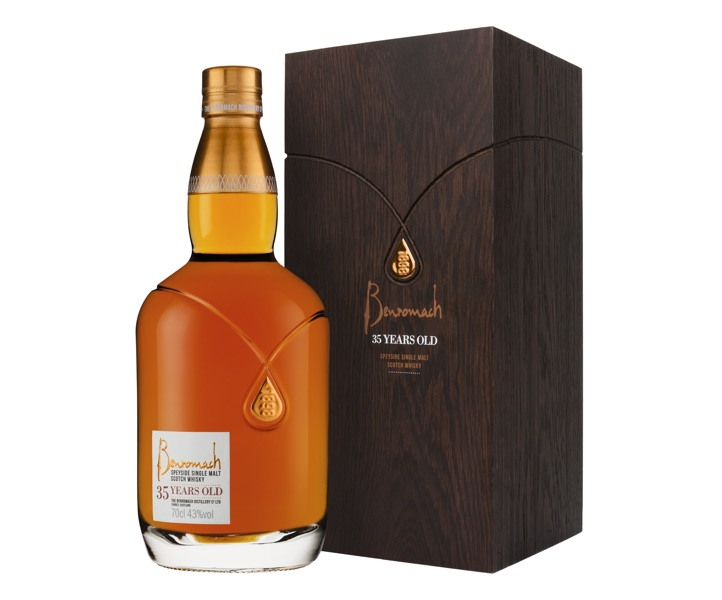 Benromach 35 Years Old Single Malt Whisky onthuld!