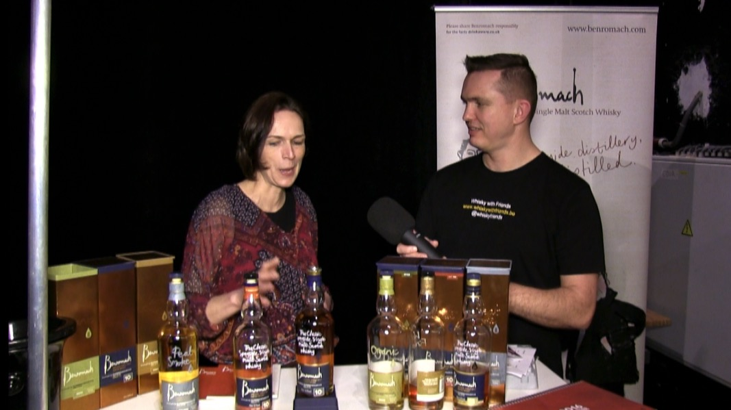 Whisky Talk met Juliette Buchan – Benromach
