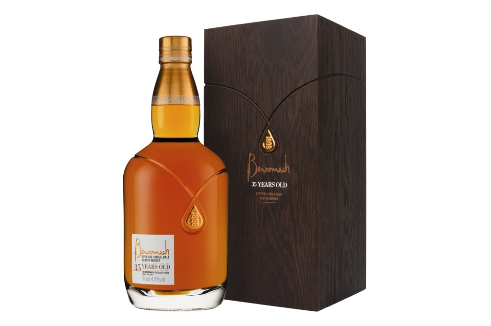 Benromach 35 Years Old – Proefnotities