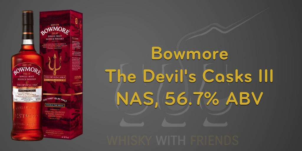 Devil's Casks III – Double The Devil