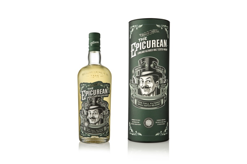 Douglas Laing lanceert The Epicurean Lowland Malt Scotch Whisky
