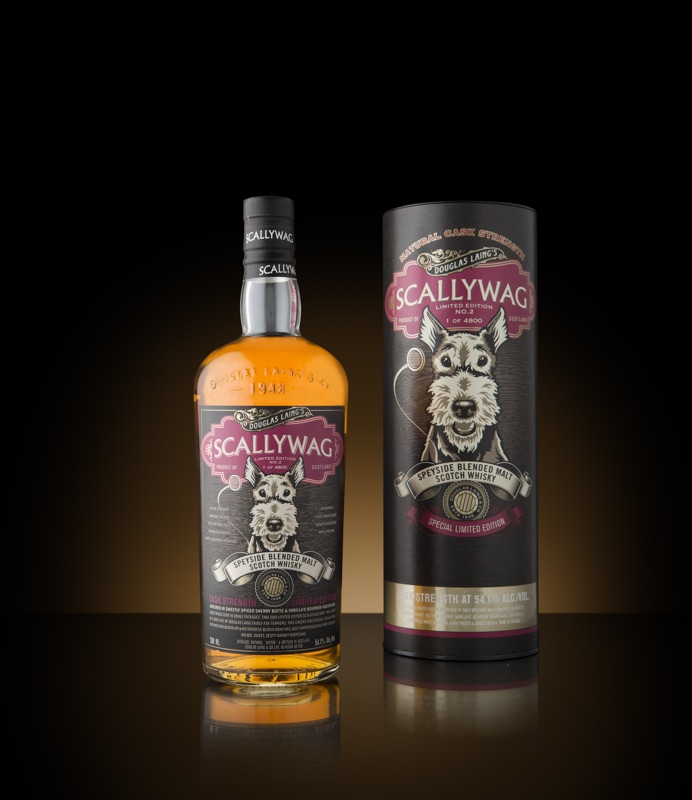 Limited Edition Cask Strength Scallywag #2