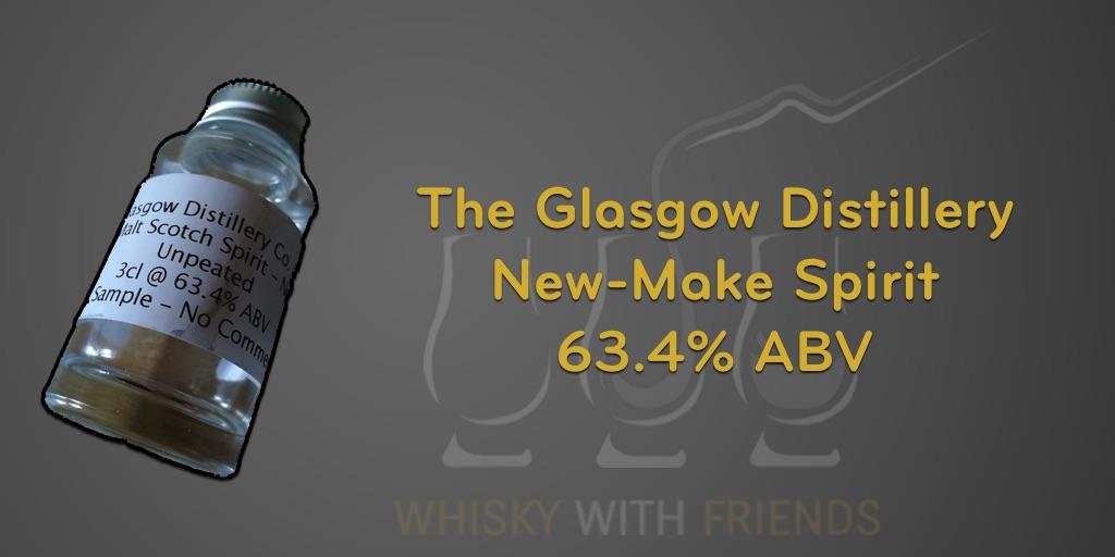 Glasgow Distillery – New Make – Proefnotities