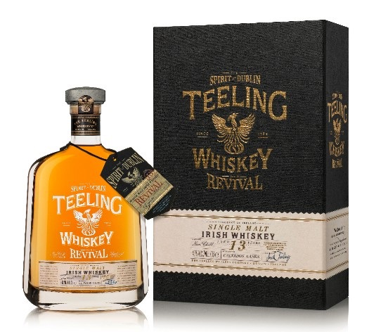 Teeling Revival Volume II – Proefnotities