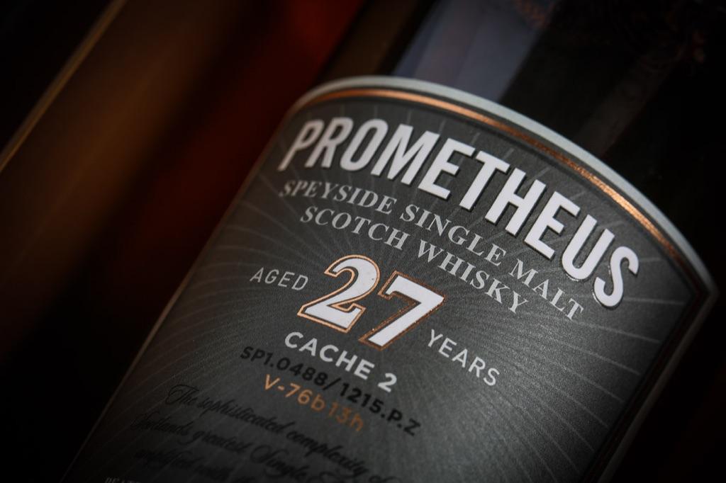 Prometheus 27 Years Old – Proefnotities
