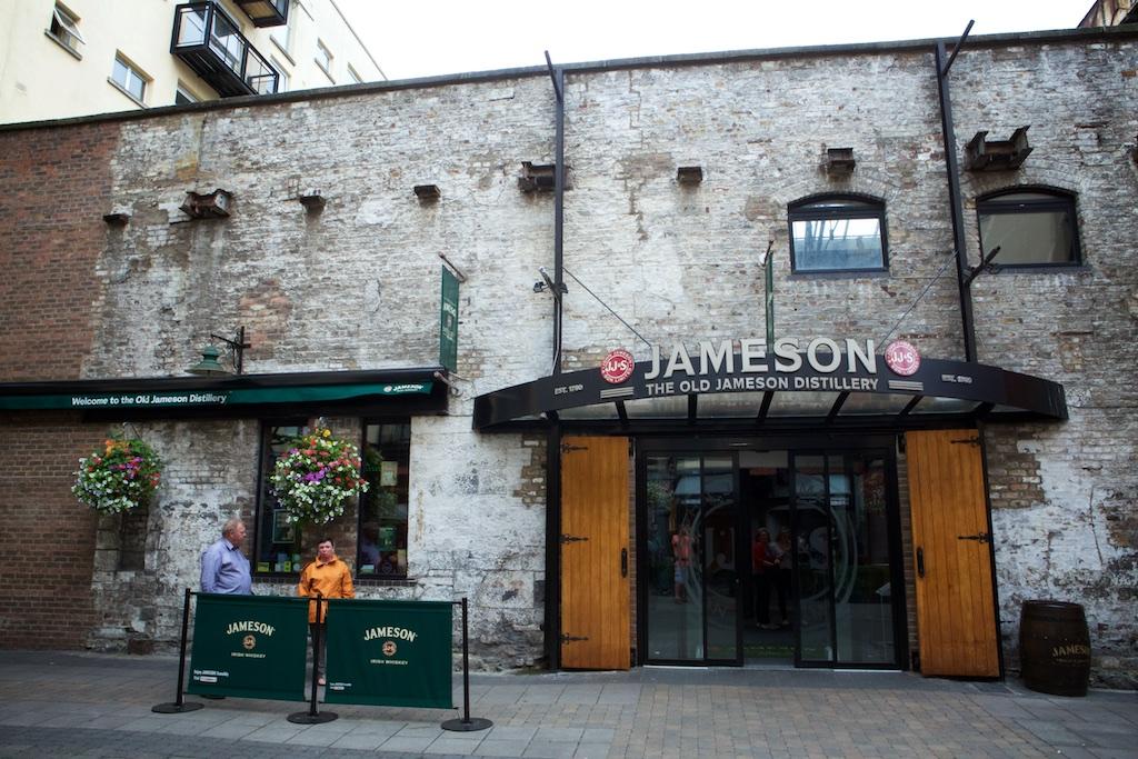 Old Jameson Distillery, een bezoekje waard!