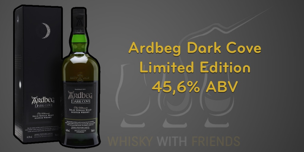 Ardbeg Dark Cove – Proefnotities