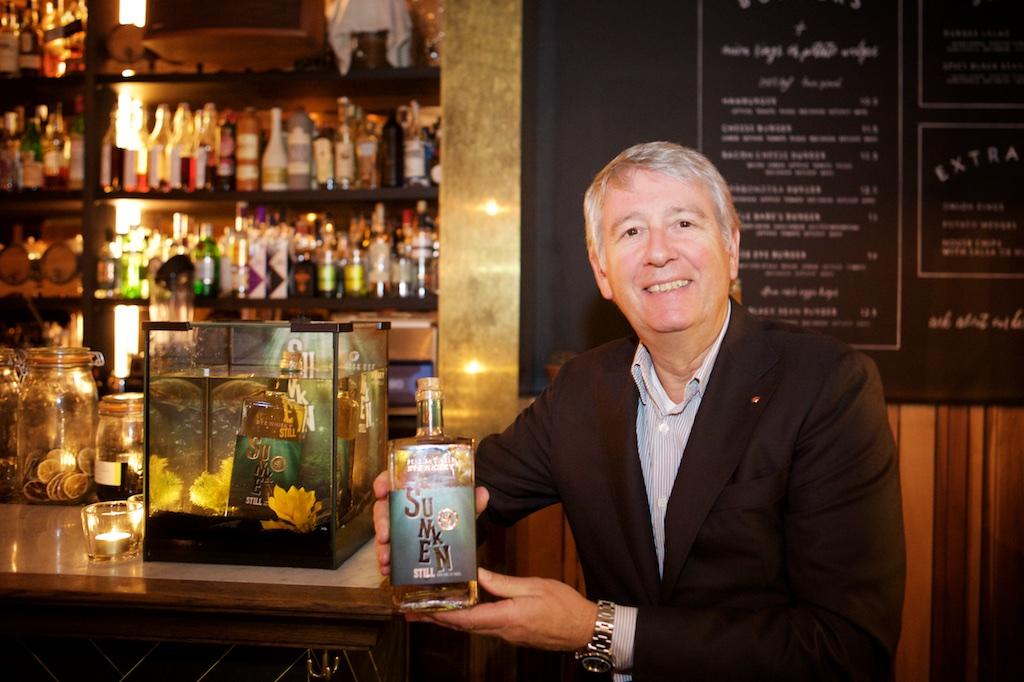Sunken Still, de eerste Belgische Rye Whisky