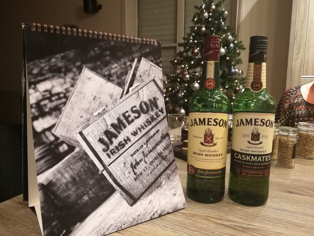 Jameson Caskmates – Proefnotities