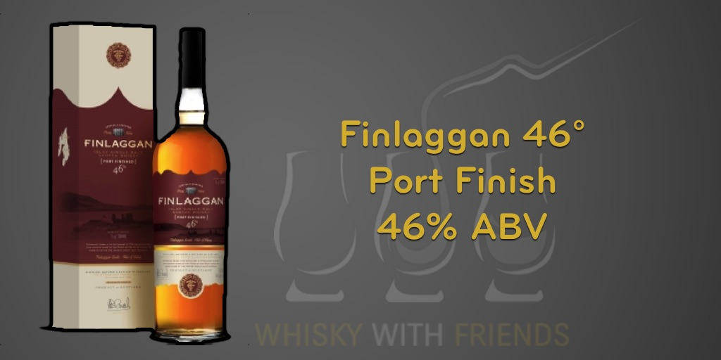 Finlaggan Port Finish – Proefnotities