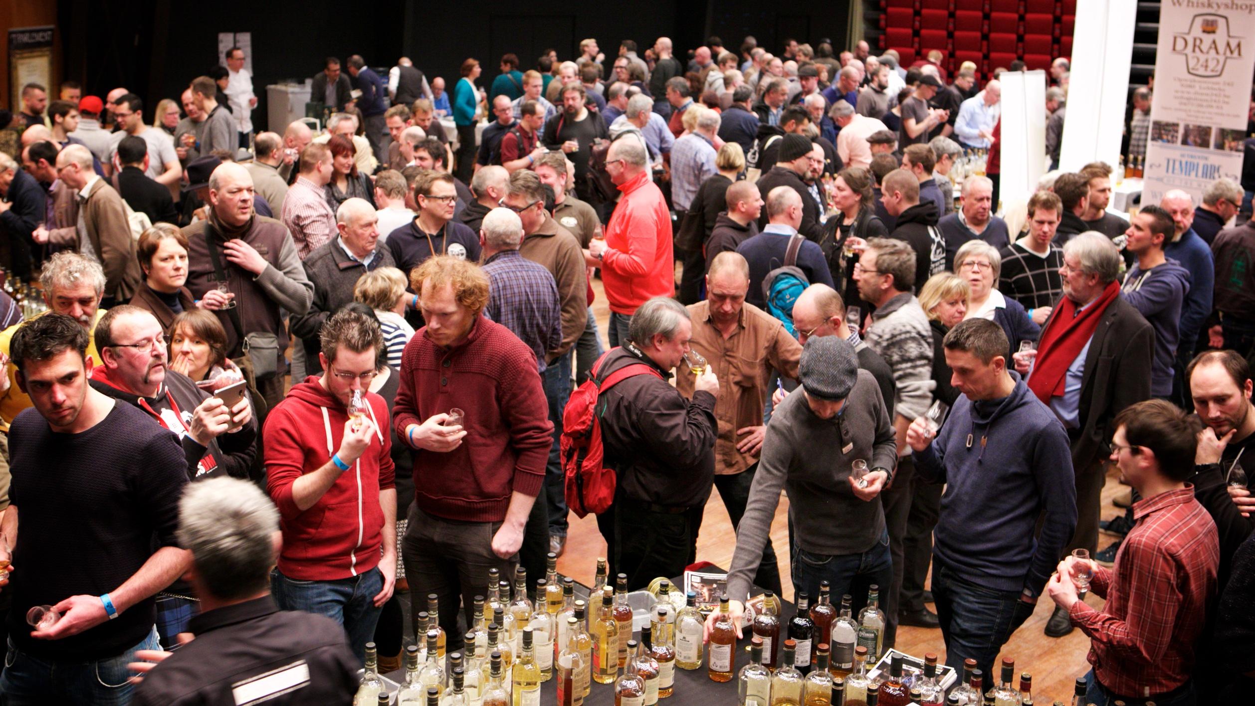 Maltclan Whiskyfestival doet het weer!