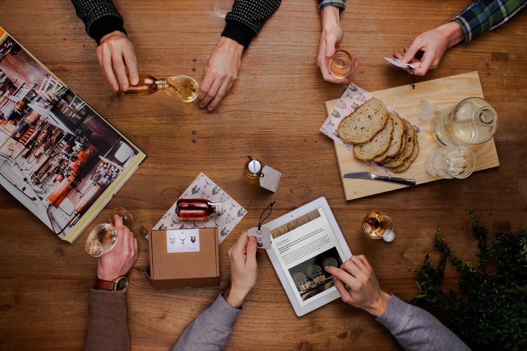 Taste & Share, het nieuwe concept van Savourist