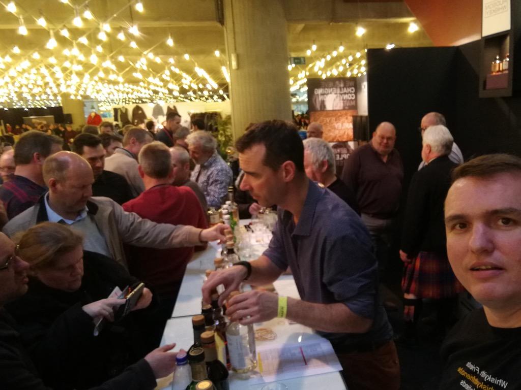 International Malt Whisky Festival – Anders bekeken