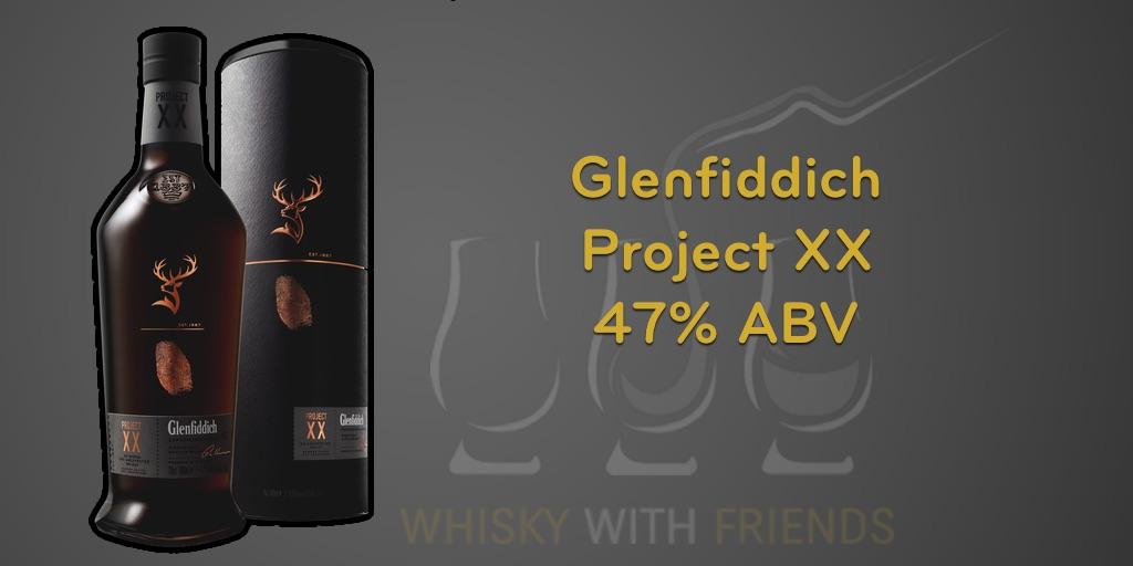 Glenfiddich Project XX – Proefnotities
