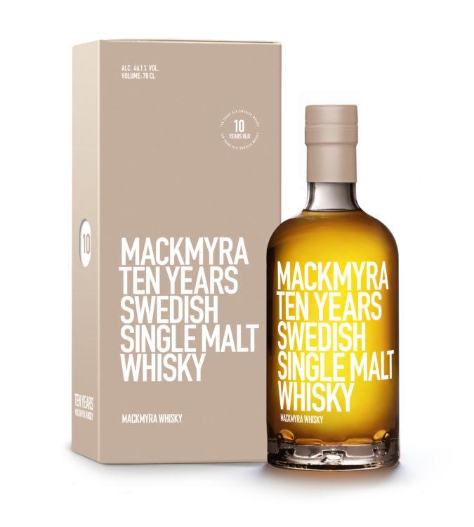 Ten Years – Eerste 10 jaar oude whisky uit Zweden!