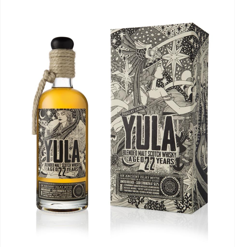De Yula 22 Years Old sluit de Yula trilogie af!