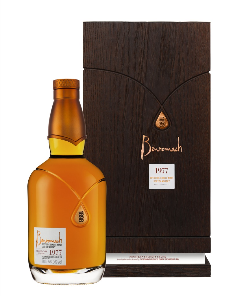 Benromach 1977, een limited edition 1977 Vintage