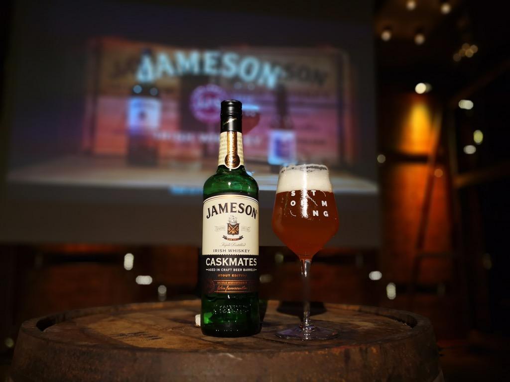 Beerstorming met Jameson Whiskey #JamesonxBeerstorming